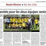 foot fin de saison 2012