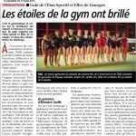 Gala gym fevrier 2013
