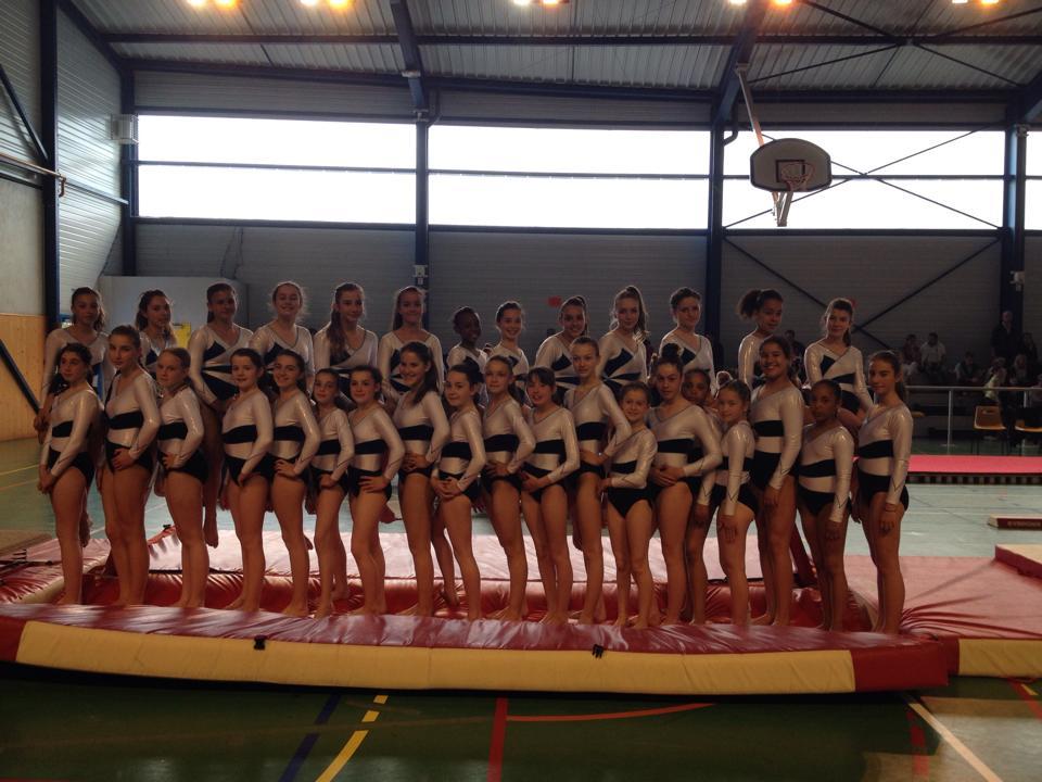 Gymnastique … en route pour les compétitions par équipes ! 4efd773c160